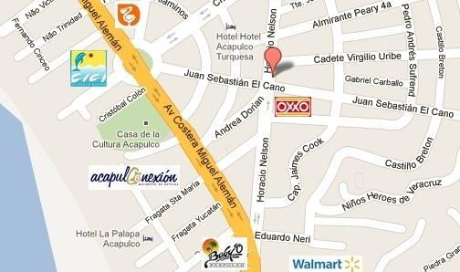 croquis-localizacion-casa-en-Acapulco